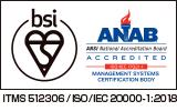 ISO/IEC 20000のマーク