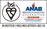 ISO/IEC 27001のマーク